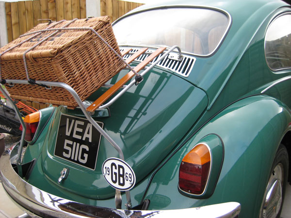Beetle Rear Luggage Rack Aircooled Vw South Africa
